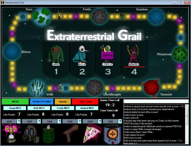 Extraterrestrial Grail version 1.2.0.0 (Installer)