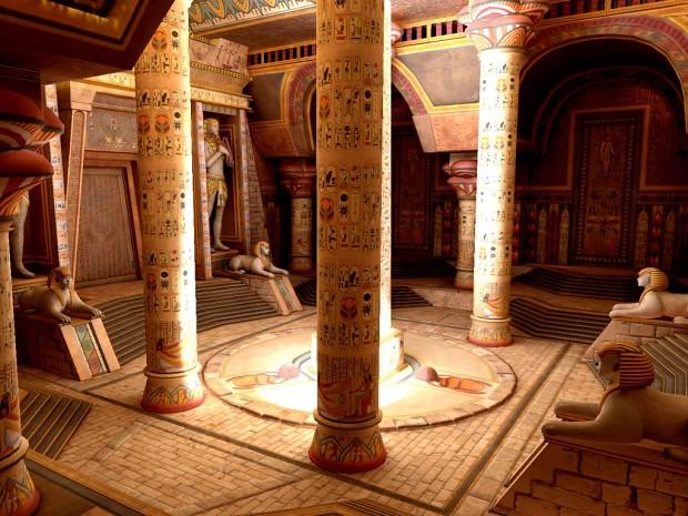 Pharaoh Dream Level Test Build July2012