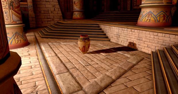 Pharaoh Dream Level Test PlayableDemo