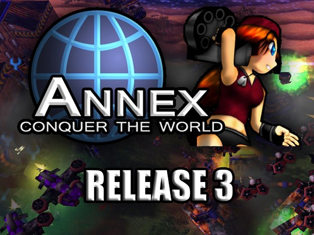 Annex Conquer the World 3 for OSX  -OBSOLETE-