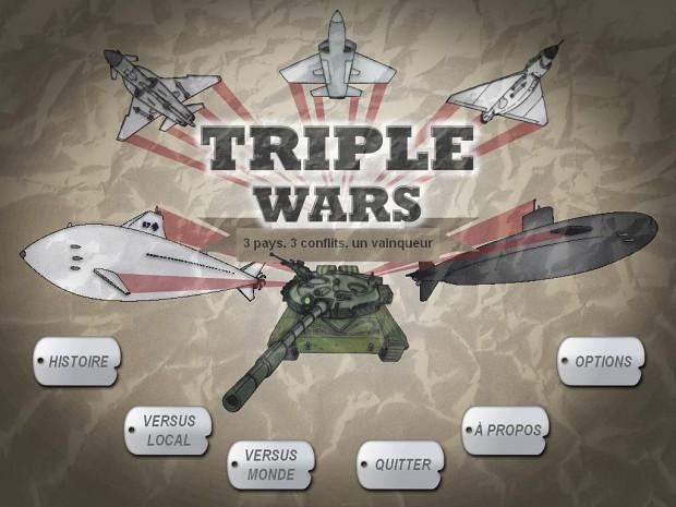 Triple Wars Demo Version