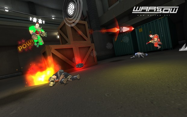 Warsow 1.0 for Windows and Linux (TGZ)