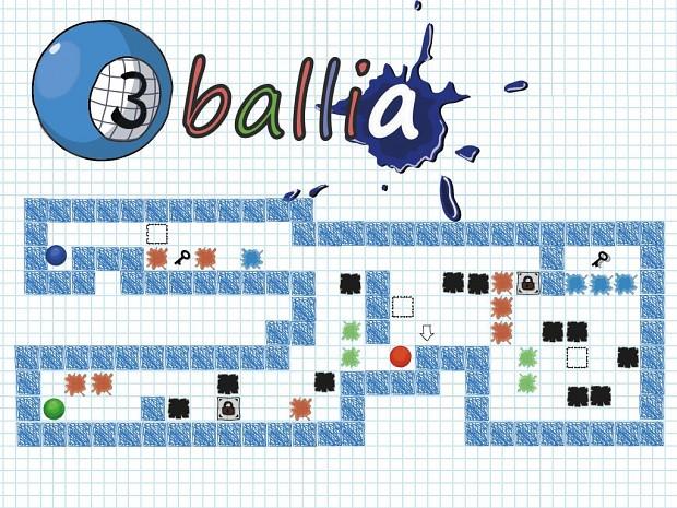 Threeballia Demo
