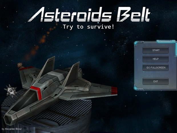 AsteroidsBelt - Android version!
