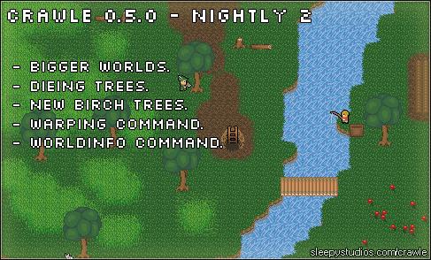 [Nightly] 0.5.0 Nightly 2