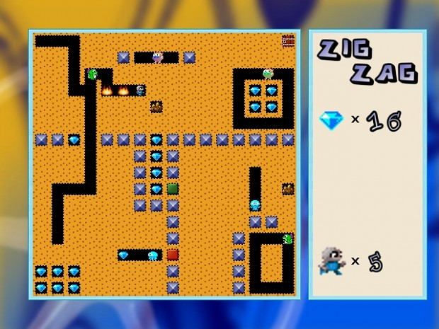 Zig Zag - windows version