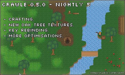[Nightly] 0.5.0 Nightly 5