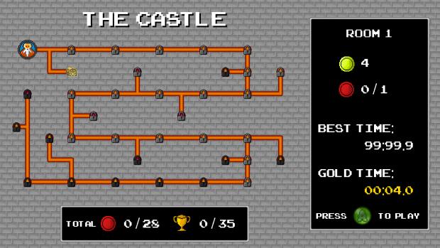 The Castle Escape - Alpha version