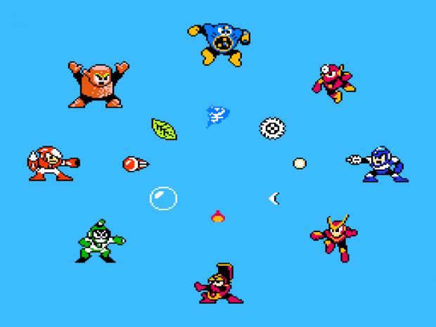Megaman: Day in the Limelight 2 v1.1