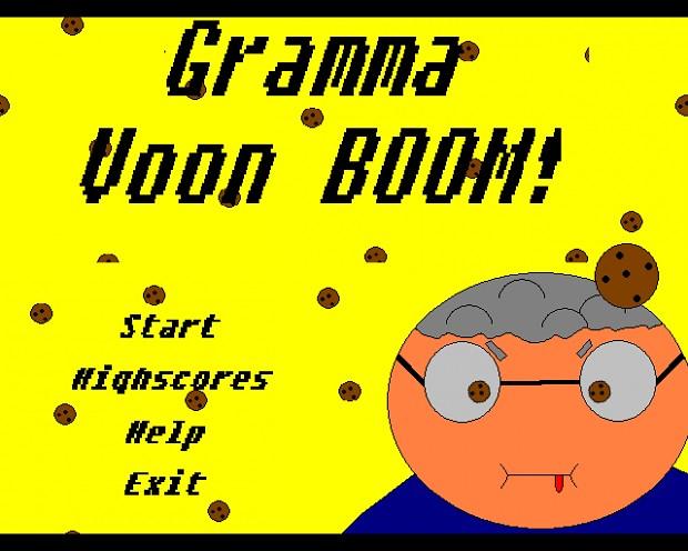 Gramma Voon BOOM! v1.00