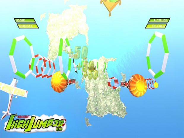 HIGH JUMP 3D (DEMO)