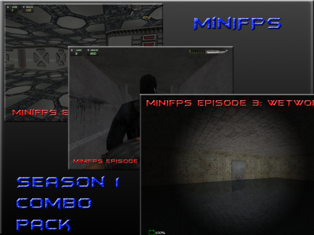 MiniFPS Season 1 Combo Pack [OUTDATED]