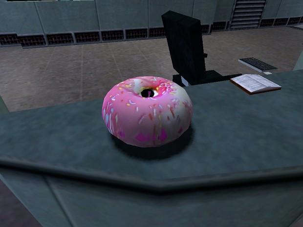 Edible Donut