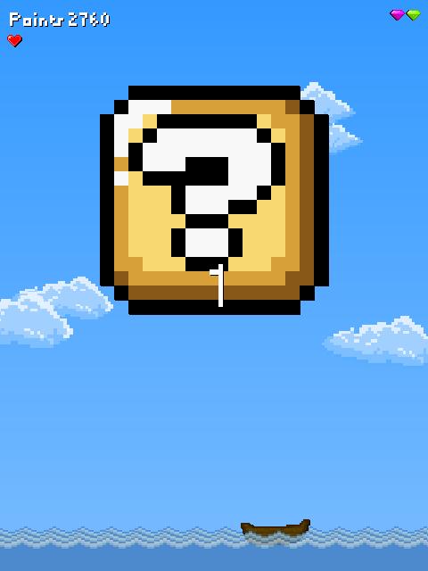 Pixel Breaker Demo