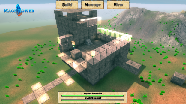 Mage Tower Alpha - Demo - Windows