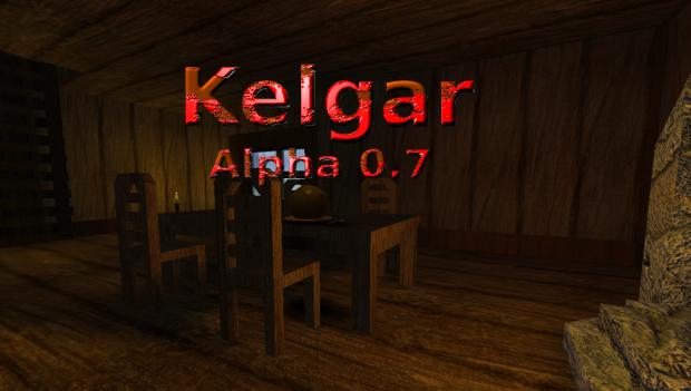 Kelgar Alpha 0.7 - September Release