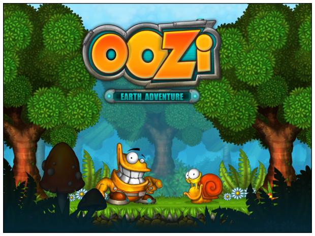 Oozi: Earth Adventure - PC Demo