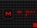 TMCG: 3D Test 1 [PC]