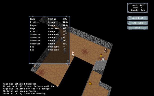 Dungeon Tactics 1.2 Installer
