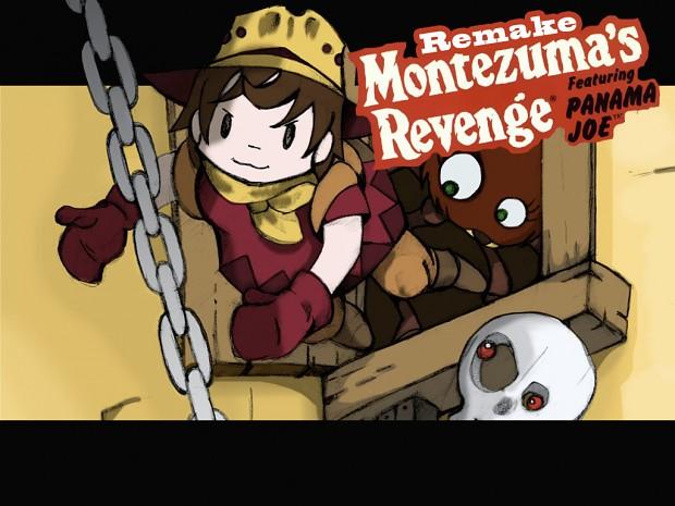 Montezuma's Revenge Remake Ver 1.2