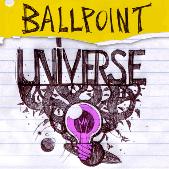 Ballpoint Universe Beta 2-5