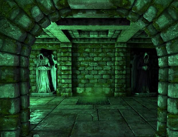 Forbidden Halls