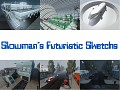 Slowmans Futuristic Sketchs