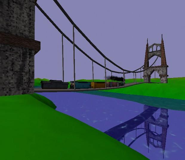 Bridge Construction Set demo - Mac