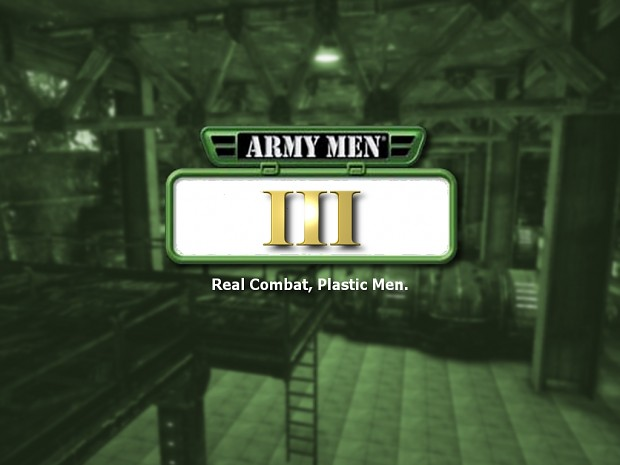 Army Men III Alpha -  Localization Patch 1.0