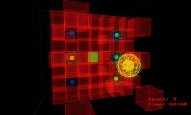 qb - 3d puzzle game
