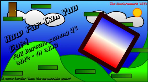 [Mac/Windows] How Far Can You Go? [Ancient Ver.]