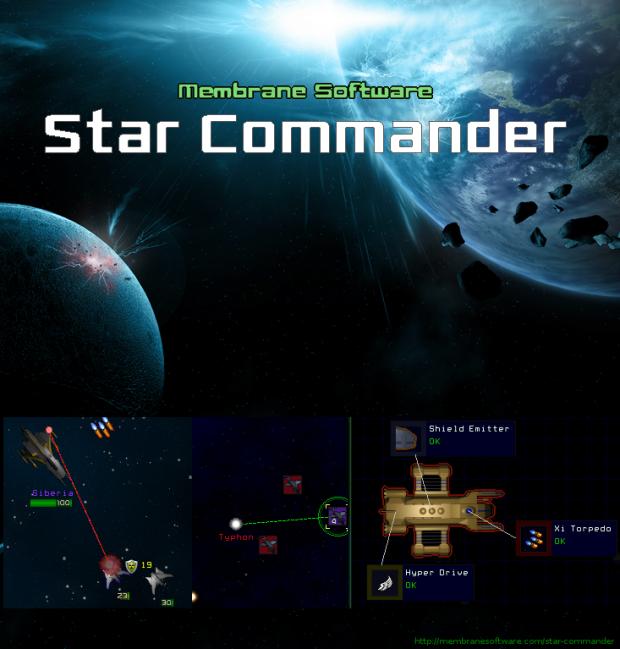 Star Commander (Mac)