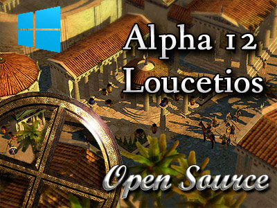 0 A.D. Alpha 12 Loucetios (Windows Version)