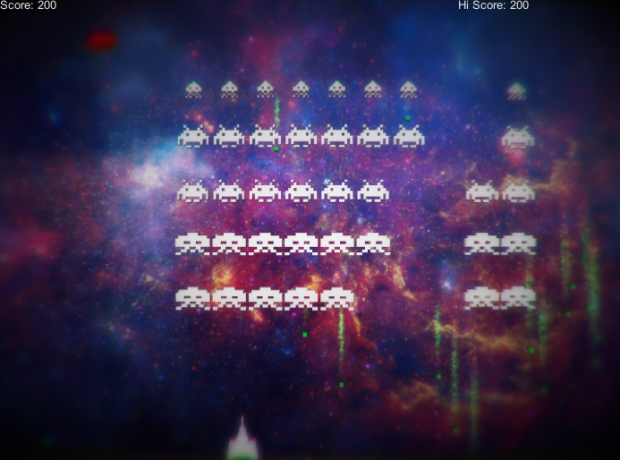 Space Invaders! : Linux