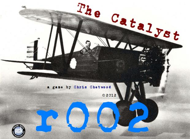 The Catalyst r002