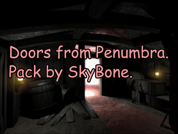Penumbra Doors