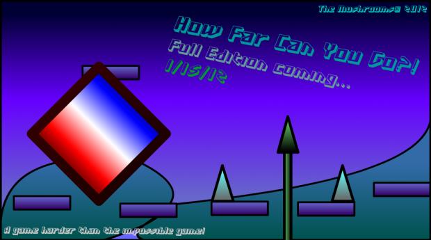 [Mac/Windows] How Far Can You Go? [Ancient Ver. 2]