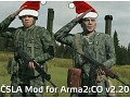 ČSLA for Arma2:Combined Operations - ver. 2.20