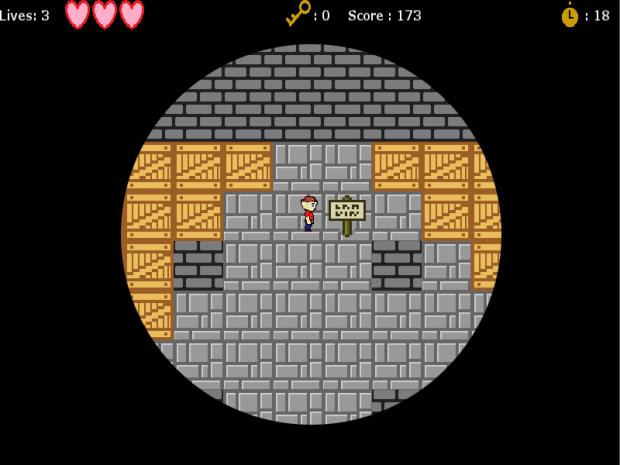 Escape The Labyrinth 1.0