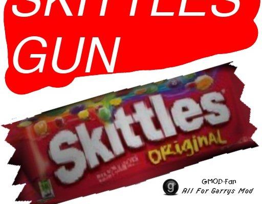 Skittles Gun Swep