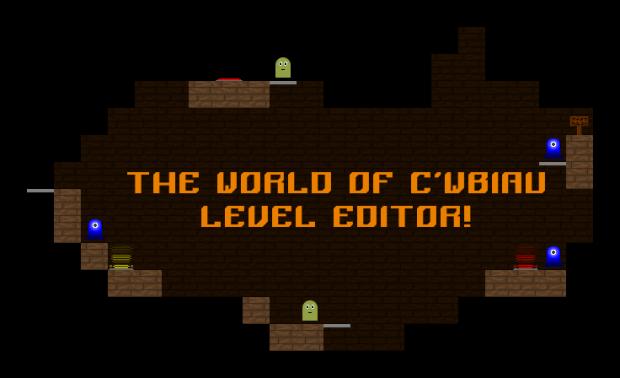 The World of C'wbiau Editor v1.1.2