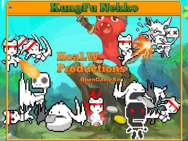 KungFu Nekko PC Export