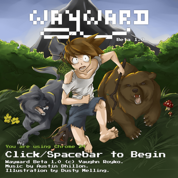 Wayward Beta 1.0 (Windows)