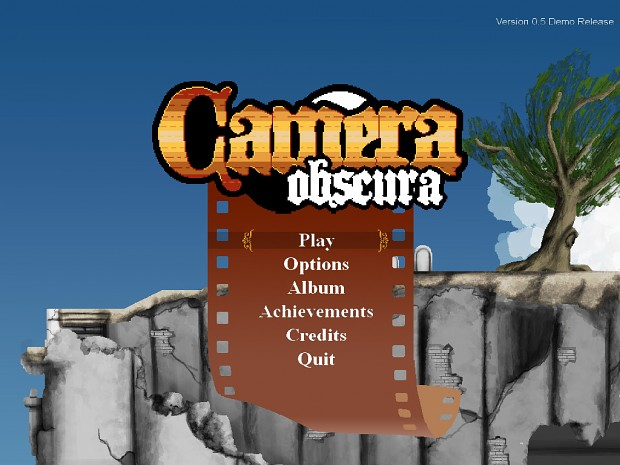 Camera Obscura Demo - Installer (Recommended)