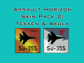 Assault Horizon Skin Pack 2