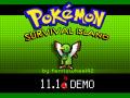 Pokémon Survival Island DEMO - v11.1b
