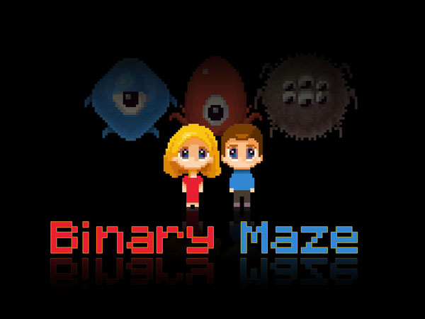 Binary Maze beta03