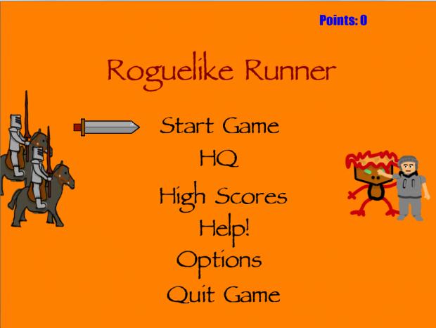 Roguelike Runner v1.3.1 Windows
