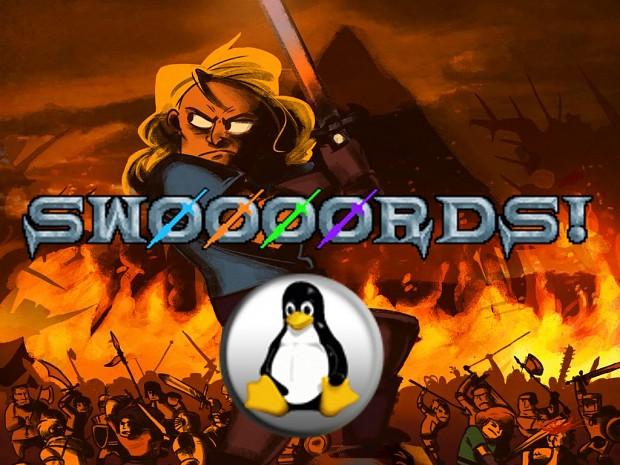 SWOOOORDS! 1.3.1 Linux