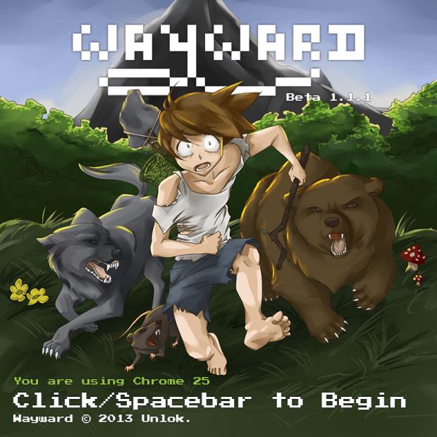 Wayward Beta 1.1.1 (Windows)